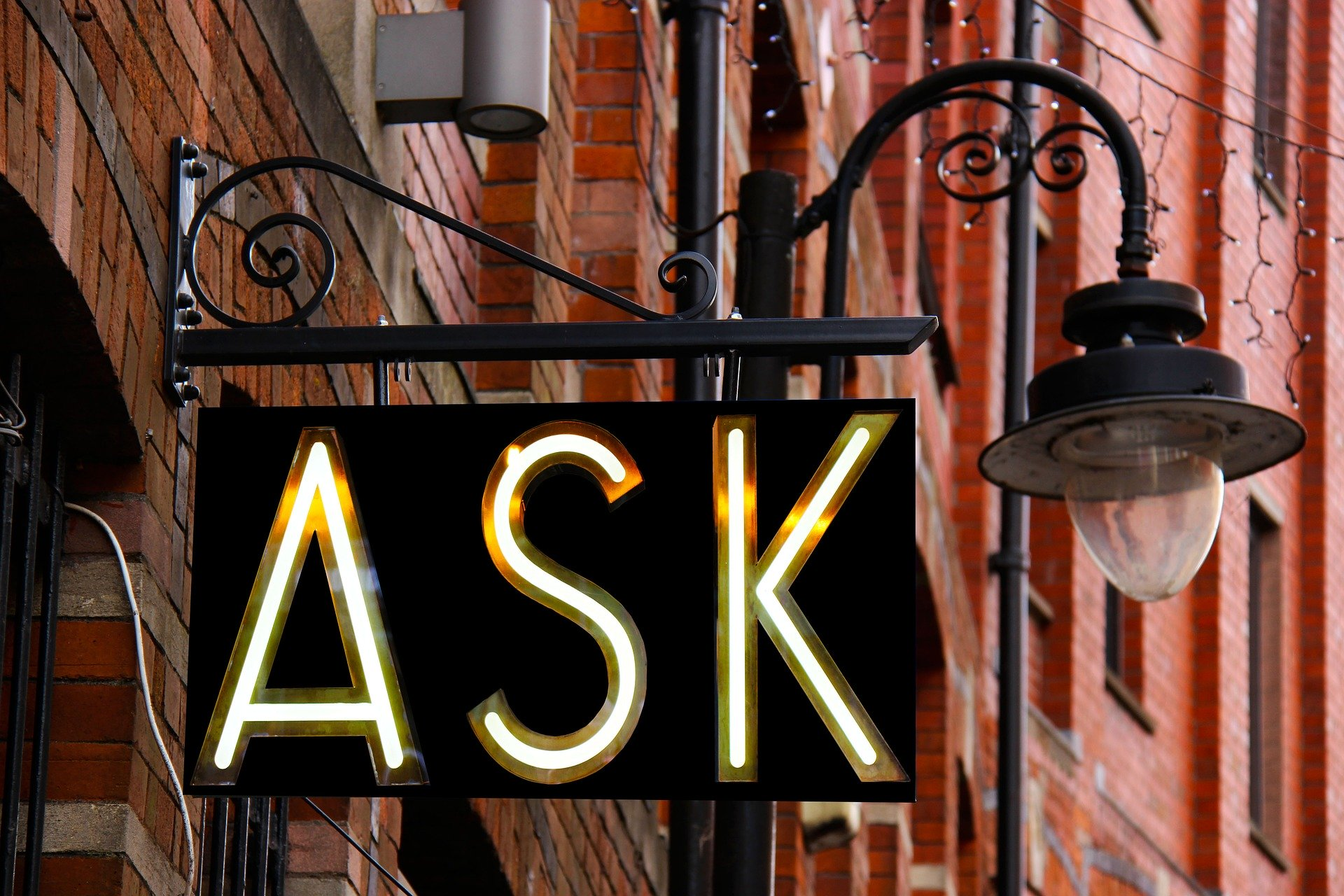 Ask your VPN questions!